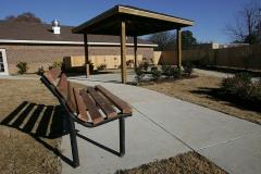 BP Courtyard